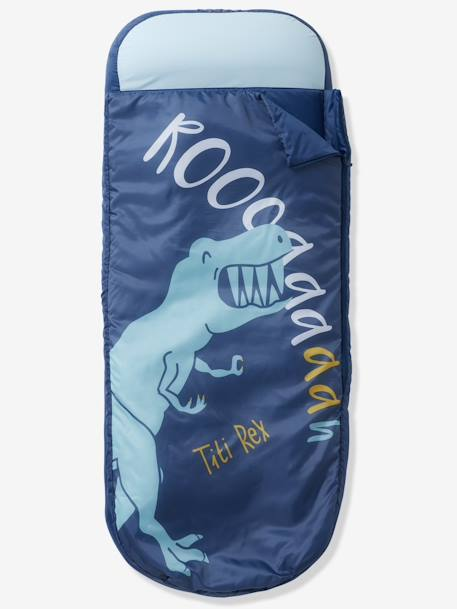 Sac de couchage Readybed® avec matelas intégré DINORAMA bleu fonce …