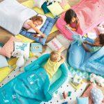 Sac de couchage Readybed® avec matelas intégré JUNGLE Imprimé safari 4 -  vertbaudet enfant