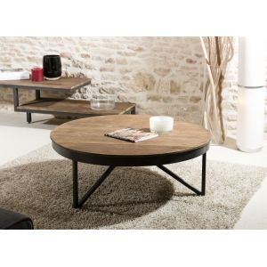 Table basse scandinave – Meuble de salon - Pier Import