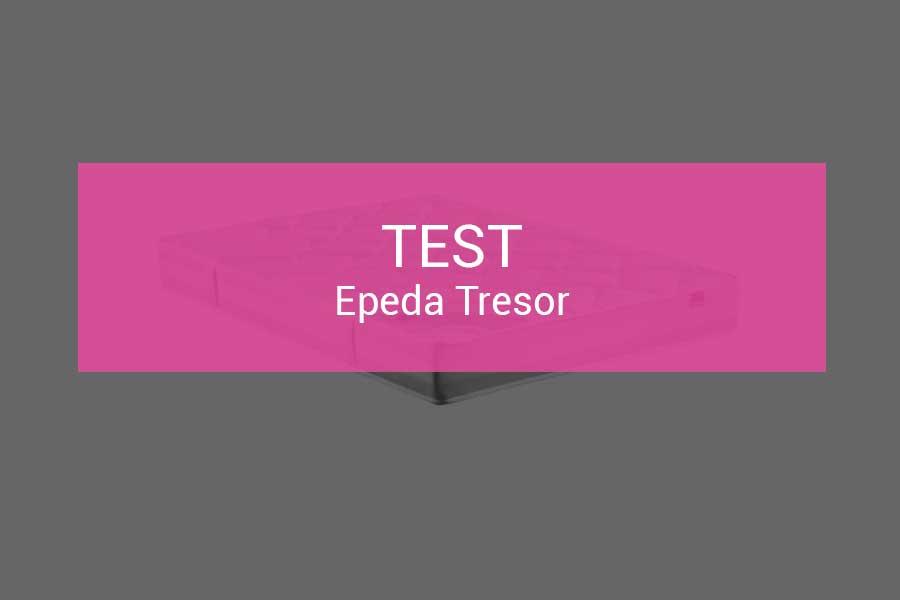 Test et avis matelas Epeda tresor – Petit prix mais grande qualité